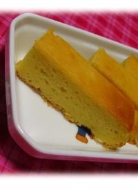 ☆スィートポテトなやさしいケーキ♪o