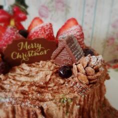松ぼっくり チョコレート☆クリスマスに☆