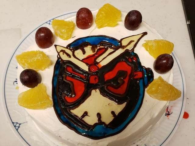 仮面ライダージオウ ケーキ