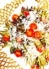 簡単♪美味しい♡シラスのシーザーサラダ