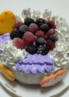 アヲハタジャムで手軽に♡苺アイスケーキ
