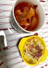 栄養満点トマトスープ