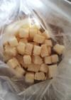 [離乳食]ズボラな私のきな粉食パン