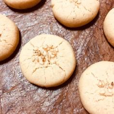 簡単ビニール袋でサクサククッキー