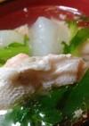 コスパ! ホッとする味 鮭のアラ汁