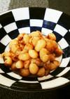 とら豆の甘煮