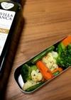 お弁当にオススメ!時短 冷凍温野菜サラダ