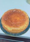 凄く簡単★彼氏絶品のチーズケーキです