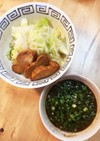 すぐ美味しい!魚介系醤油つけ麺のスープ♫
