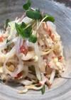 カンボジア風春雨サラダ