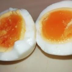 エコ時短ゆで卵