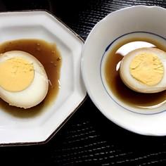簡単煮卵♡