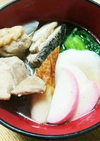 九州風☆我が家のお雑煮