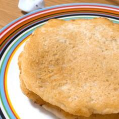 卵&小麦不使用♪おから米粉パンケーキ