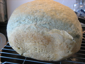 粉ミルクでヨモギパン (ノンバター)