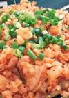 ★納豆キムチ炒飯★