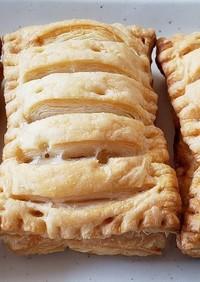 りんごとクリームチーズのパイ