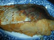 旬のご馳走~鰆(さわら)の味噌漬けの写真