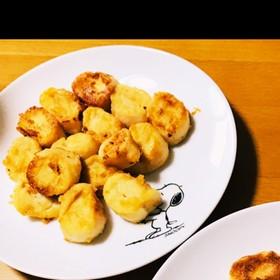 麩レンチトースト  離乳食時のおやつ