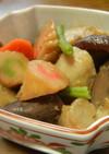 お正月のうま煮(いり鶏)