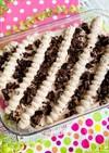 簡単♡チョコスコップケーキ