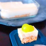 しっかり固め☆ヨーグルトレアチーズケーキ