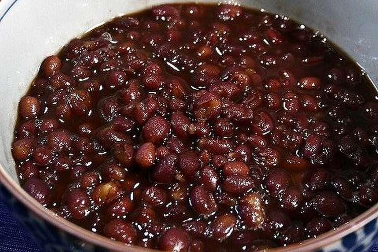 ガッテン 小豆