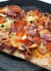 ピザ生地 自家製酵母