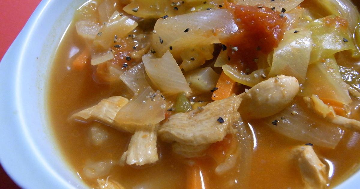脂肪 燃焼 スープ