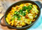 ブロッコリージャガイモベーコンチーズ焼き