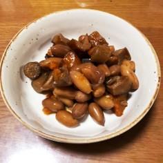 落花生☆地豆の五目煮☆お正月料理