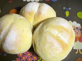 豆乳で白パン