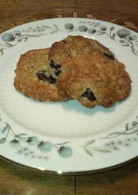 アメリカンソフトクッキーも少し健康的に