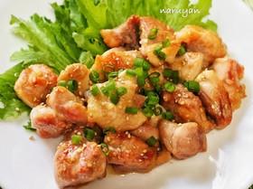 鶏もも肉の味噌マヨ焼き