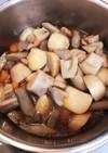 圧力鍋でかんたん時短筑前煮 料亭の味