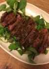 ★簡単★牛肉のタリアータ