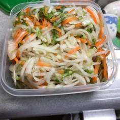 残り野菜で切り漬け