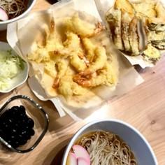 冷凍えびでえび天ぷら