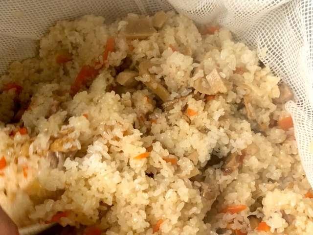 もち米レシピ
