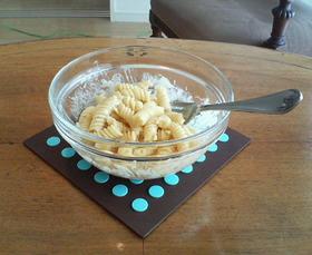 アメリカの味マカロニチーズも少し健康的に