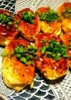 小えびたっぷり♪中華風豆腐ハンバーグ