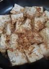 焼き豆腐だけの煮物