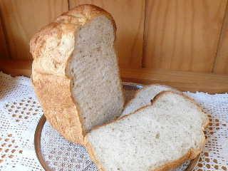 ふんわり甘くていい香り❤HBで紅茶食パン