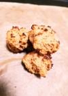 【 ダイエットのおやつに】おからクッキー