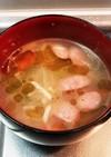 生姜たっぷり薬膳スープ