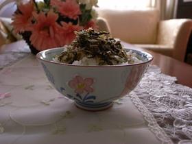 簡単美味!☆食べる煮干で手作りふりかけ☆
