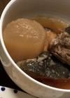 圧力鍋とフライパンで簡単美味しいぶり大根