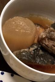 圧力鍋とフライパンで簡単美味しいぶり大根の写真
