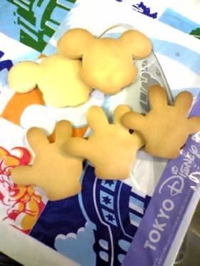 カリカリな簡単メープルクッキー(^ω^)