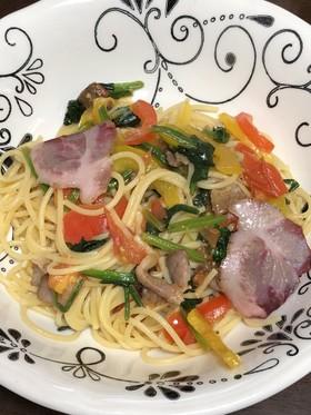 シンプルなスパゲティ